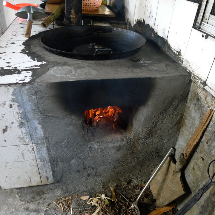 cooking stove in China
