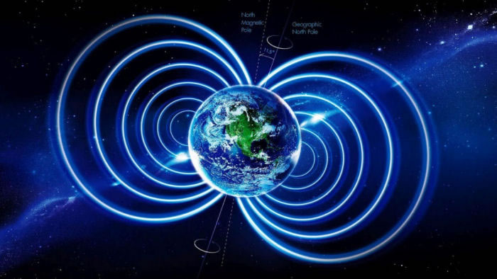Alert Earths Magnetic Field Reversal Within 100 Years Or Less