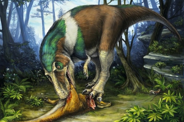 TOP THEROPOD