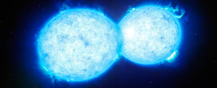 double star system