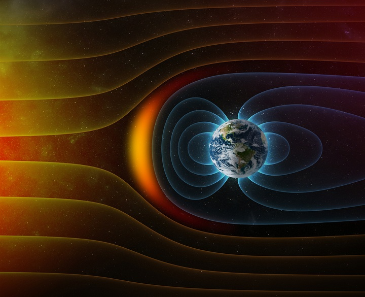 magnetic-field-earth