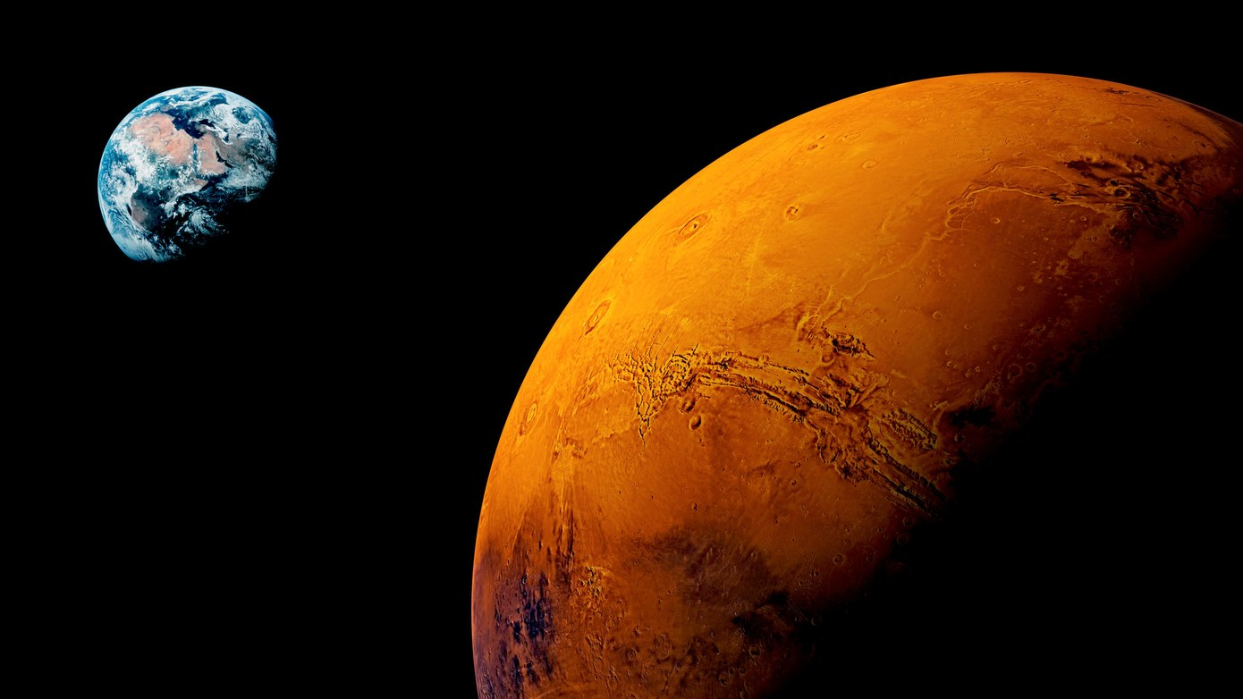 au from earth to mars - photo #28